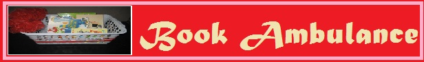 book ambulance banner