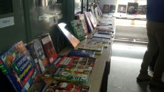 Book Exhibition Stalls