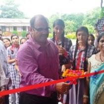 BE inagurated by Principal Mr Vijiyesh Pande