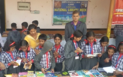 Books examined by students